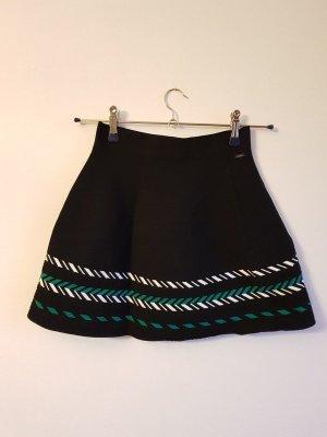 Armani Exchange Minifalda multicolor poliamida