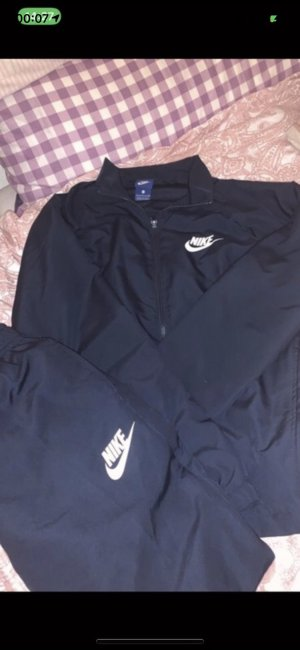 Nike Leisure suit dark blue