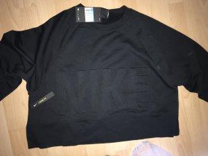 Nike Fleece trui zwart