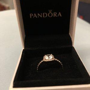 Pandora Anello d'oro color oro rosa