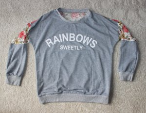 Neuer Pullover mit Flowerprint