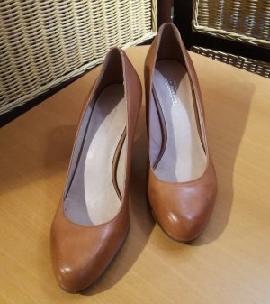 5th Avenue Tacones color bronce