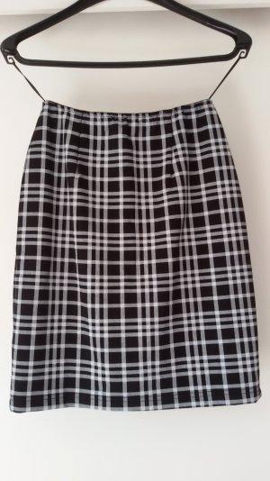 Chillytime Mini-jupe blanc-noir