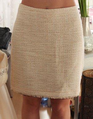 Esprit Minifalda beige claro