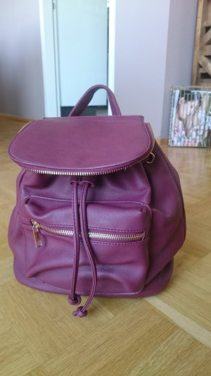 Bijou Brigitte Backpack blackberry-red-purple