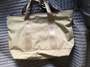 Gant Shopper sand brown-light brown nylon