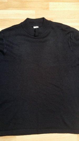 neuer schwarzer Pullover in Gr. M