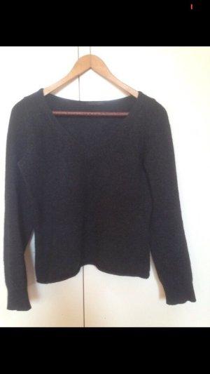 Neuer sehr weicher schwarzer Cashmere Pullover