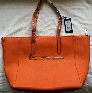 Joop! Shopper orange cuir