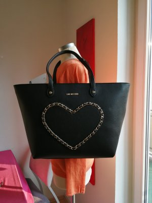 Moschino Shopper noir