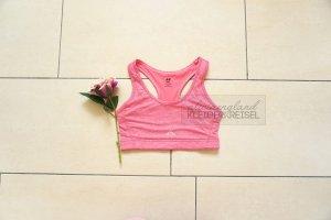 Sporttop roze-lichtroze
