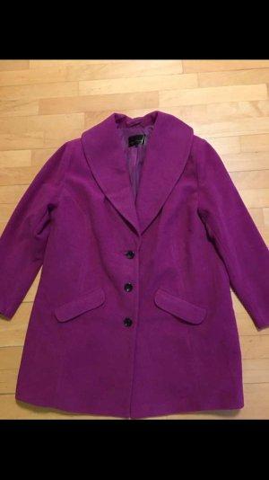 b.p.c. Bonprix Collection Wool Coat violet