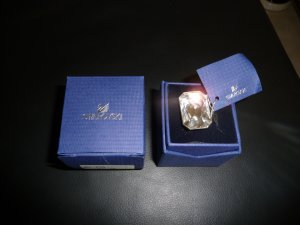Neuer Swarovski Ring