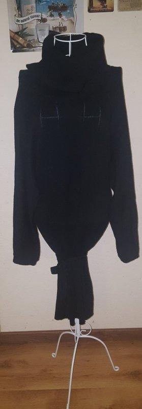 Tom Tailor Denim Long Sweater dark blue