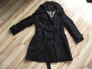 Alfredo Pauly Trench Coat black