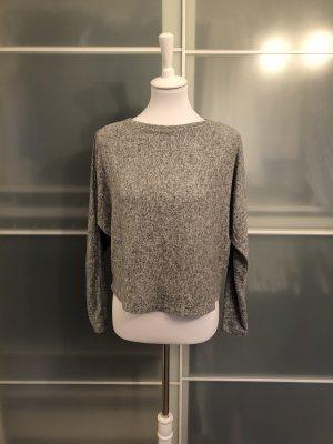 Neuer weicher H&M Pullover XS-S Grau