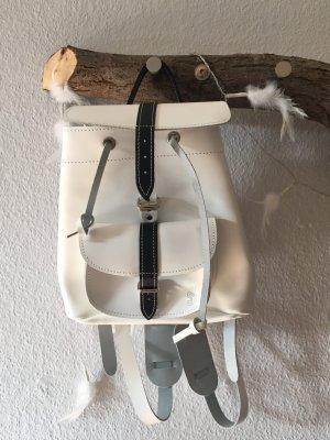 Neuer, weißer grafea Rucksack