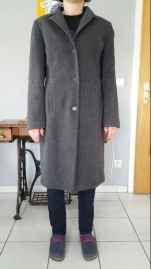 ** Neuer Wollmantel Grau **
