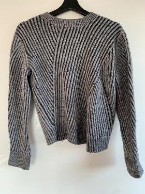 Diesel Jersey de lana multicolor