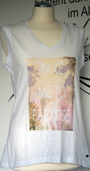 Neues, ärmelloses Shirt - mit Etikett!