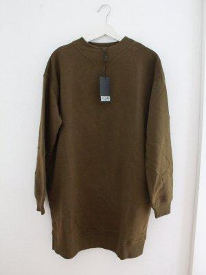 Neues Ally Sweatshirt Kleid von Weekday Gr. M