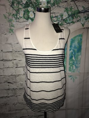 Armani Exchange Top white-black