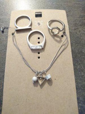Neues Armband & 3 Ringe von SIX