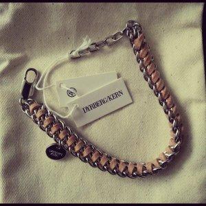 neues armband.von dyrberg & kern