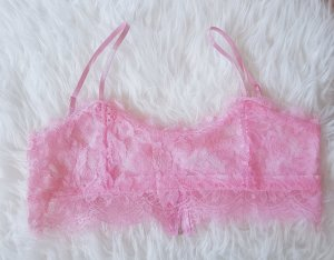0039 Italy Cropped top roze