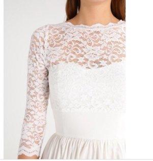 Swing Wedding Dress white-natural white