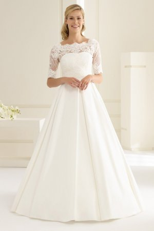 Bianco Wedding Dress white