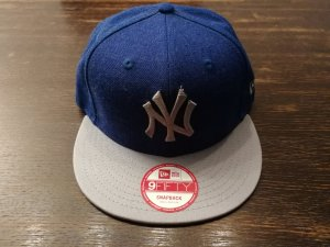 Neues Cap von New Era NY
