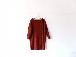 neues COS Kleid Gr. M 40 terracotta rot braun kupfer oversized