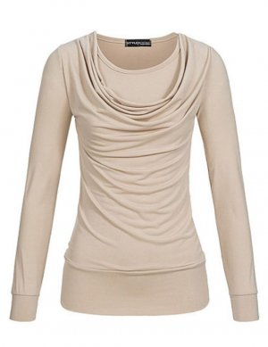 Neues Damen 2in1 Shirt/Wasserfallshirt Gr.M