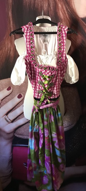 Heine Dirndl multicolored