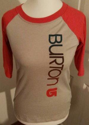 neues dreiviertelärmeliges shirt von.burton gr.l