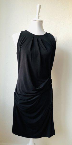 Neues dunkelblaues Kleid mit Raffungen von MICHAEL KORS