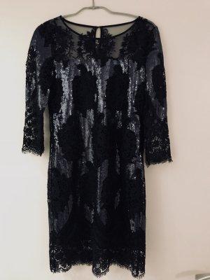 Neues edles Patrizia Pepe Pailletten Kleid