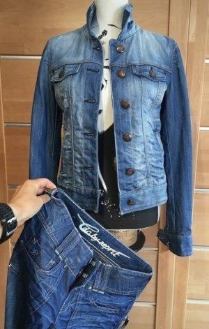 edc by Esprit Biker Jeans multicolored