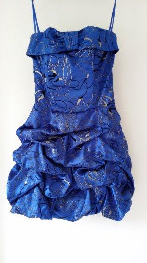 NEUES-Festliches-Mini-Kleid