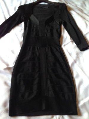 Neues French Connection Bodycon Kleid in schwarz