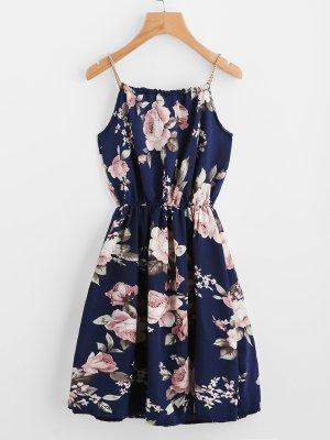 Neues geblümtes Sommerkleid