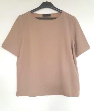 neues goldenes Tshirt von Selected Größe 36