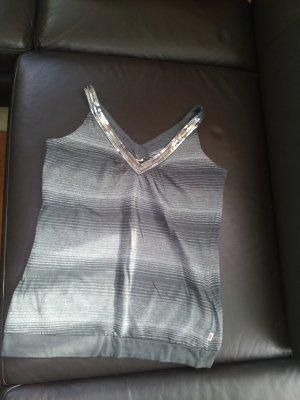 s.Oliver V-Neck Shirt grey
