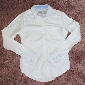 Neues Hollister Hemd in weiß