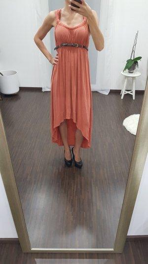 Neues Khujo Vokuhila Sommerkleid mit Gürtel