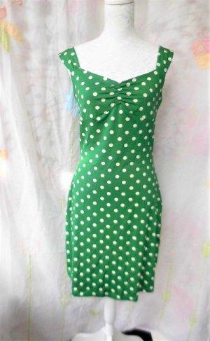 neues KING LOUIE Kleide mit Polkadots / Punkten  Gr. M  im Vintage Style , Pünktchenkleid figurbetont strechig Gr. M sollte bei 38/40 passen 3 Farben zu Wahl  der Preis gilt für ein Etuikleid (Shoppreis pro Kleid lag bei 99Euro).  Wenn Sie mehr als eins k