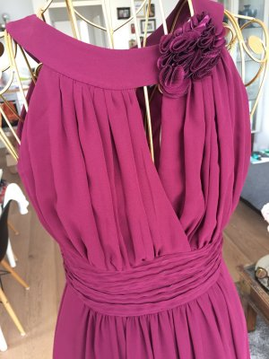 Neues Kleid 32, XS - S, Bordeaux, rot, festlich, Hochzeit