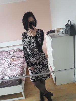 Neues Kleid COMMA, Schwarz, Größe 38(DE)/M, Neu mit Etikett