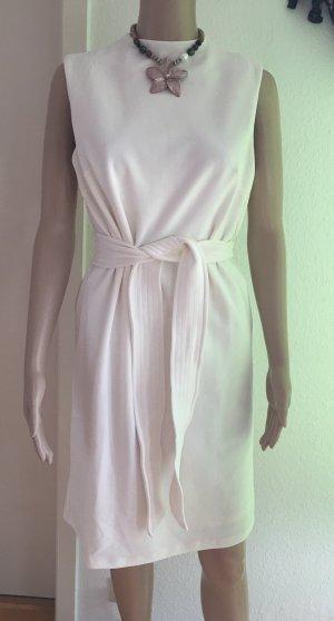 H&M Vestido ceñido de tubo blanco puro